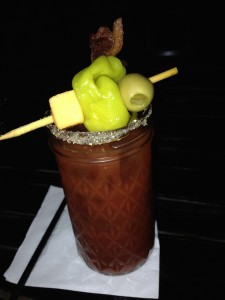 12 Bloody Mary