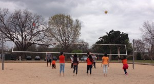 27 sand volleyball