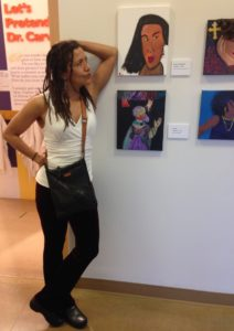 2 me w painting